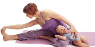 Abs and Core training for New Mommy