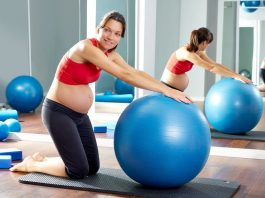 Get In Shape for Pregnancy
